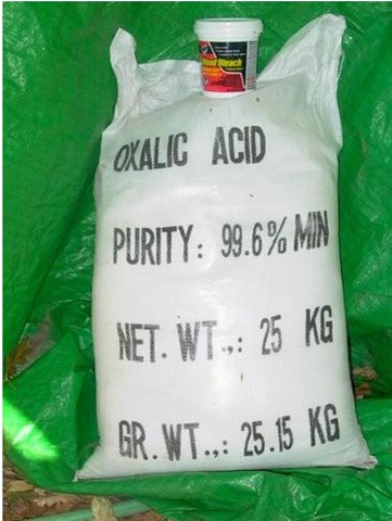 Oxalic Acid: Questions, Answers, and More Questions: Part 1
